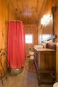 44 Rustic Barn Bathroom Design Ideas