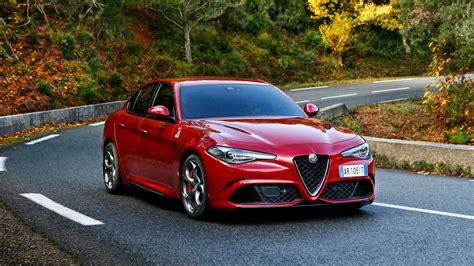 Surprise! The Alfa Romeo Giulia Quadrifoglio Is Also