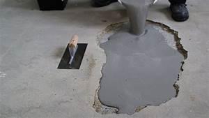 Risse Im Beton Reparieren : l cher und unebenheiten in betonb den reparieren flie spachtel youtube ~ Yasmunasinghe.com Haus und Dekorationen