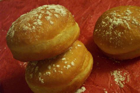 la ronde des beignets bomboloni