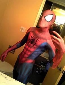 Ultimate Spider-Man Build, Orhadar | Custom Costumes ...