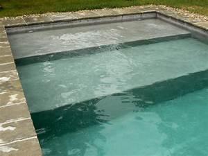 Beton Ciré Piscine : piscines traditionnelles marinal choisir son escalier de piscine piscines marinal ~ Melissatoandfro.com Idées de Décoration