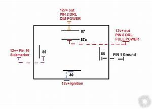 Drl Module Wiring  Land Rover Lr4 To Lr3