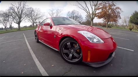 2007 Nissan 350z Nismo Review!