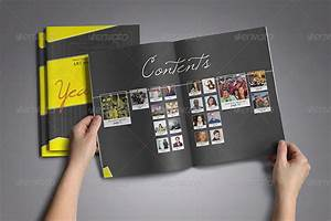Powerpoint yearbook template fitfloptwinfo for Yearbook powerpoint template