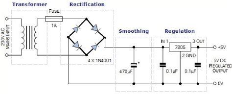bridge rectifier circuit theory  working operation