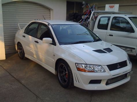 mitsubishi evolution 2002 2002 mitsubishi evolution vii rs pictures information