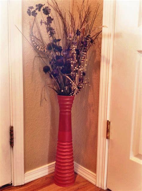 Dried Flower Arrangements In Vases by Dried Flower Arrangement That I Made Using Shades Of