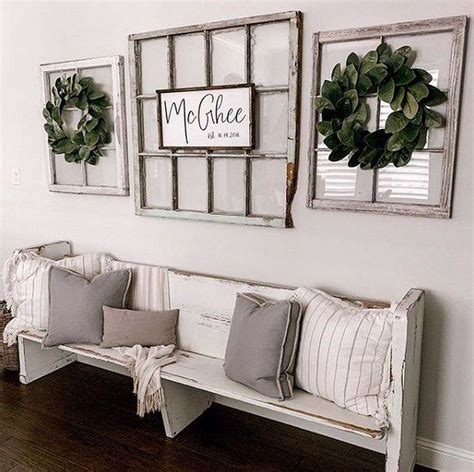 The practical update makes it possible to. 14 Amazing Dorm Room Wall Decor Ideas to Make Your Roommates | Farmhouse decor living room, Fall ...
