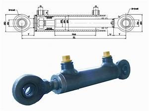 Kolbendurchmesser Berechnen : hydraulikzylinder gelenkaugen 25 16 80 mm hub ebay ~ Themetempest.com Abrechnung