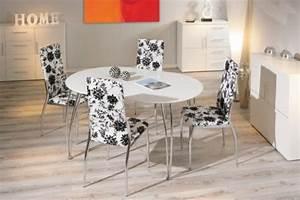 Tisch Oval Ausziehbar : tisch esstisch oval ausziehbar wei oliviero kaufen bei eh m bel ~ Frokenaadalensverden.com Haus und Dekorationen