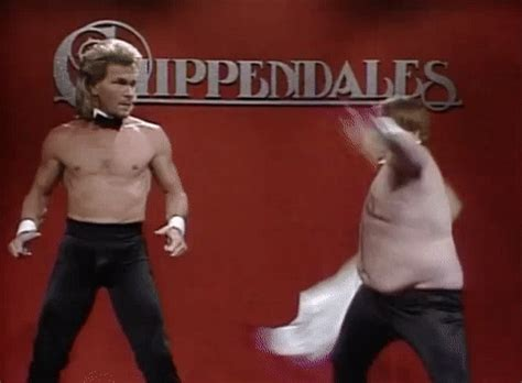 Chippendales Meme - chris farley snl gif by saturday night live find share on giphy
