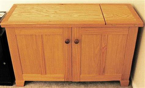 wooden sewing cabinet furniture pdf diy wood sewing cabinets download wood magazine back