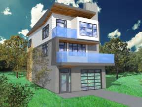 Narrow Lot Home Photo by Narrow Lot Floor Plans House Plans