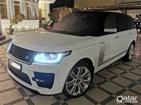 range rover vogue autobiography  qatar living