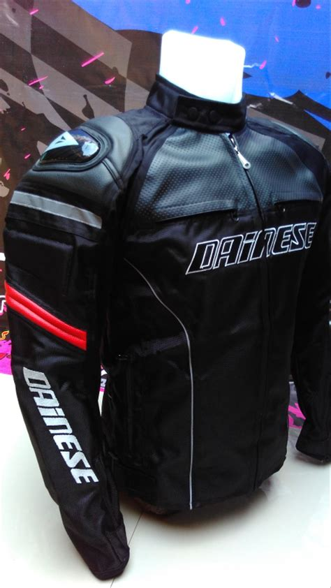 jual jaket touring dainese jaket motor jaket safety jaket biker murah di lapak adrian