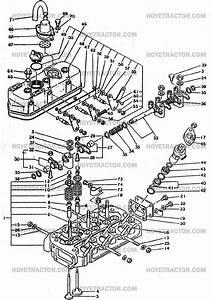 Head  Yanmar Tractor Parts