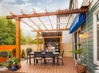 deck shade ideas Pergola canopy and pergola covers – patio shade options and ideas