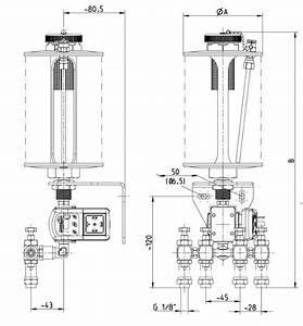 Drip Feed Lubricator Or Electric Muliple Gravity Oiler