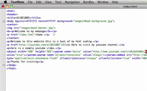 How Link Other Pages Html Youtube