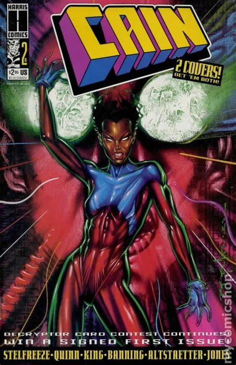 Cain (1993) comic books