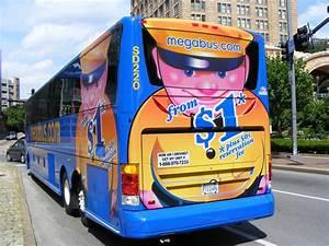 Megabus - SHOWBUS INTERNATIONAL PHOTO GALLERY - USA