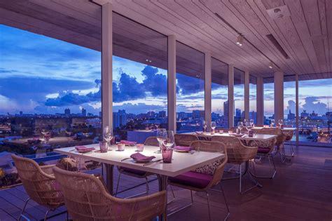 juvia penthouse restaurant miami