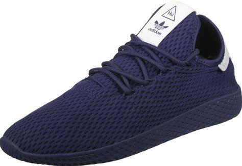 adidas pw tennis hu shoes blue white