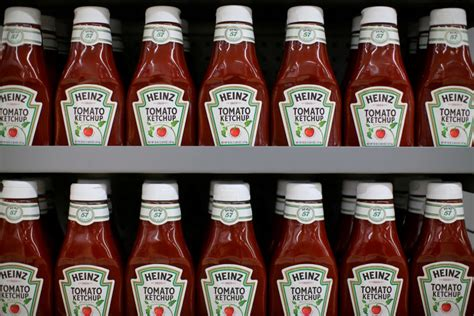 COVID-Related Ketchup Shortage Has Heinz Speeding ...