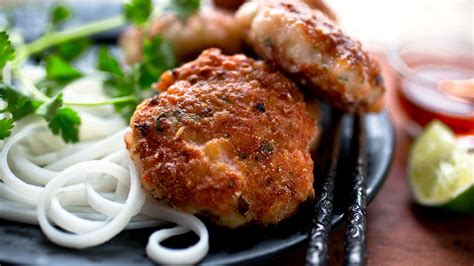 vietnamese style crispy shrimp cakes recipe nyt cooking