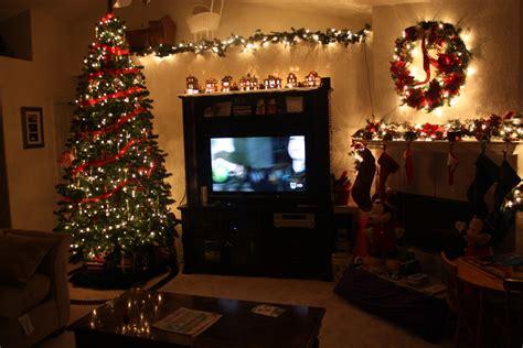 christmas setup pics christmas tree camaro5 chevy