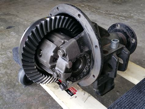 Type I Torsen Differential With 5.125 Finaldrive Ratio