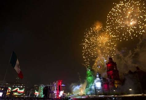 Mexico's Independence Day celebration