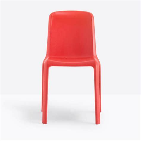 chaises couleur 300 chaise pedrali en polypropylène empilable