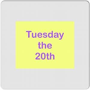 Tuesday the 20th   Contests Vancouver