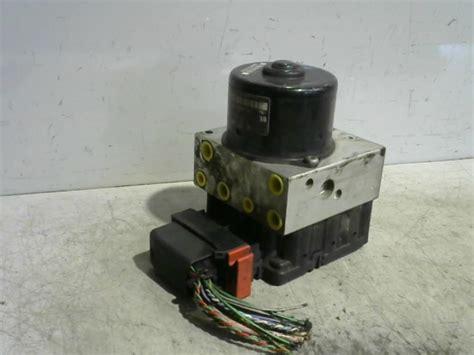 bloc abs 206 bloc abs freins anti blocage peugeot 206 diesel