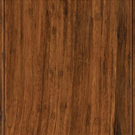 stranded bamboo home legend strand woven toast 9 16 in thick x 3 3 4 in wide x 36 in length solid bamboo