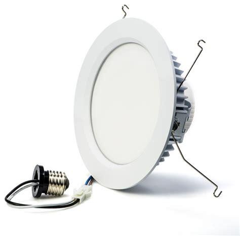 5 inch led recessed light retrofit 6 quot led retrofit luminaire can light conversion kit
