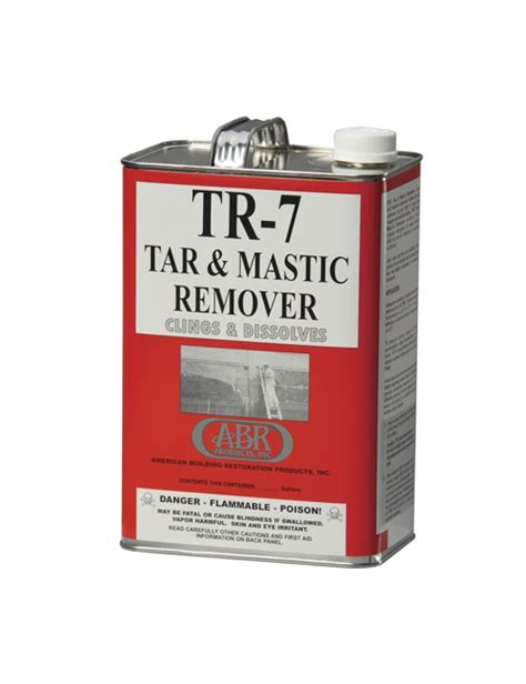 Mastic Tile Adhesive Remover by Tr 7 Tar Mastic Remover American Building Restoration