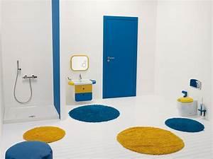 salle de bain design salle de bain enfant With salle de bains enfants