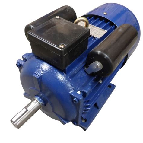 Motor Electric 4kw by New 240v 4kw 3hp Electric Motor Single Phase 1400 Rpm 4 Pole