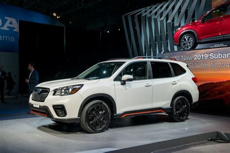 subaru forester engine price specs