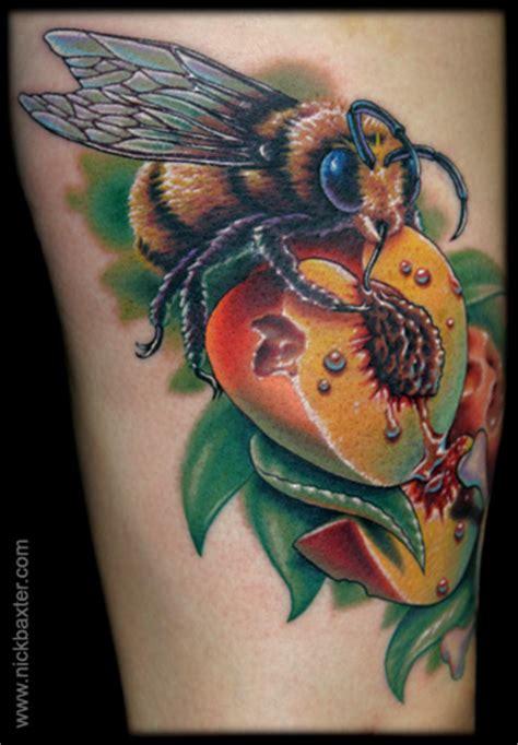trend tattoos bee tattoos