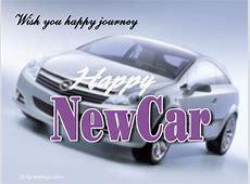 New car Congratulations Post card From 365greetingscom