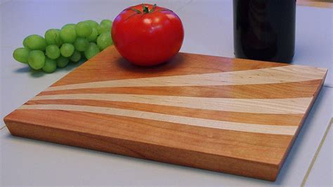 making  cnc inlay wave cutting board andrew pitts
