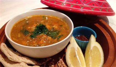 cuisine marocaine harira recette de la harira marocaine traditionnelle
