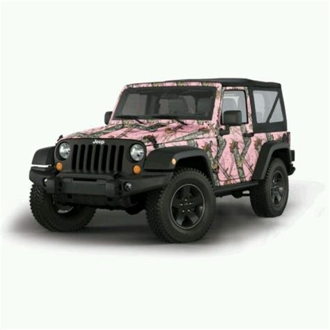 pink camo jeep camo pink jeep love pink camo pinterest