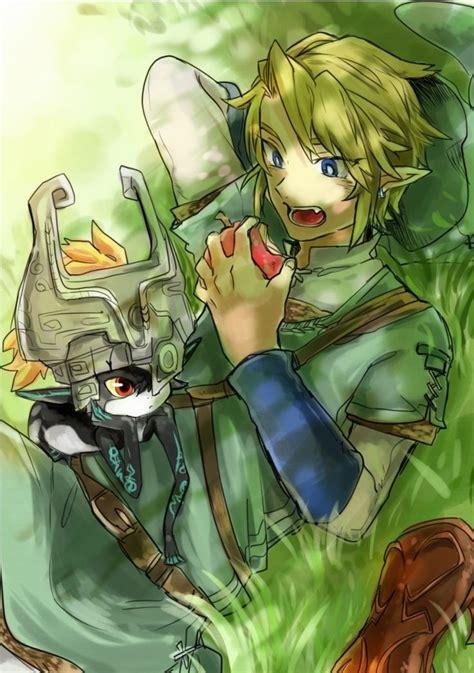 204 Best Legend Of Zelda Link X Midna Images On Pinterest