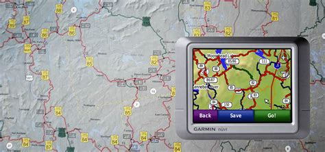 Garmin Gps Maps For Snowmobile And Atv Trails