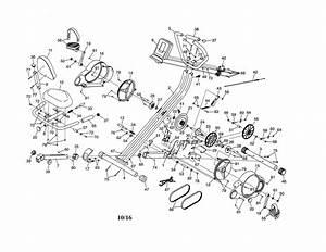 Proform Model 831219260 Cycle Genuine Parts